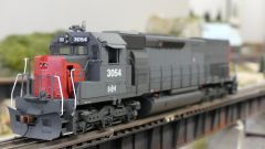 Ho Scale Athearn RTR SD45T-2 Custom GEXR Ex- Southern Pacific #3054 DCC Ready