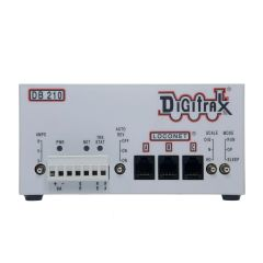 Digitrax DB210 Booster Variable Output Booster 3/5/8 AMP