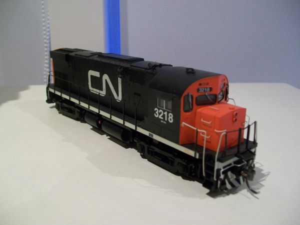 Atlas #550257 HO Scale C424 Canadian National #3218