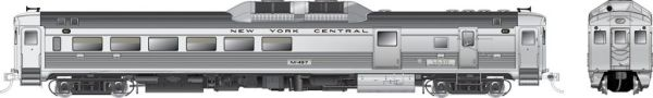 Rapido Ho Scale RDC-3 Phase 1B New York Central (Early) DCC Ready