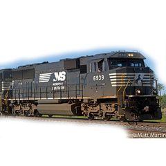 Athearn Genesis Ho Scale SD60E Norfolk Southern DCC & Sound