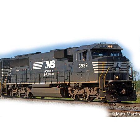 Athearn Genesis Ho Scale SD60E Norfolk Southern DCC Ready