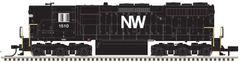 Atlas Ho Scale SD35 Norfolk Western High Hood DCC & Loksound *Pre-Order*