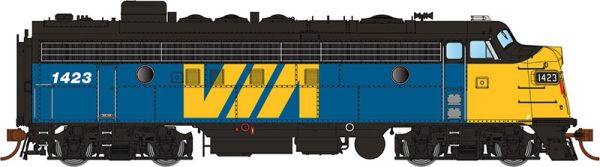 Rapido Ho Scale FP7 VIA DCC & Sound