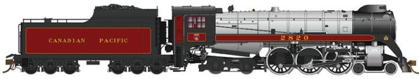 Rapido Ho Scale Royal Hudson CPR CLASS H1c DCC Ready
