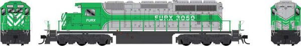 Bowser Ho Scale SD40-2 (3rd Release) First Union DCC & Sound *Pre-order*