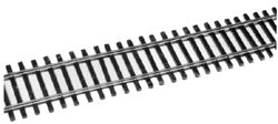 Ho Scale Micro Engineering Non-Weathered Code 100 Flex Track (6 Pcs)