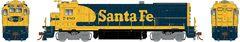 Rapido Ho Scale B36-7 Santa Fe DCC Ready