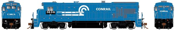 Rapido Ho Scale B36-7 Conrail (Norfolk Southern Patch) W/ Ditchlights DCC & Sound *Pre-order*