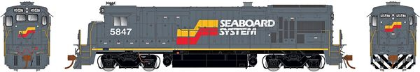 Rapido Ho Scale B36-7 Seaboard System DCC Ready *Pre-order*