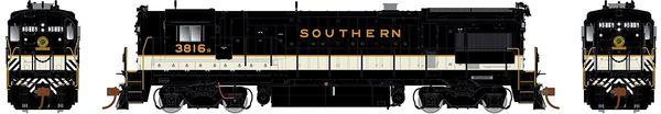 Rapido Ho Scale B36-7 Southern Railway DCC & Sound