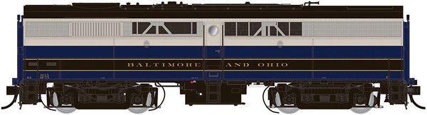 Rapido Ho Scale FB-2 Baltimore & Ohio (1956 scheme) DCC & Sound *Pre-order*