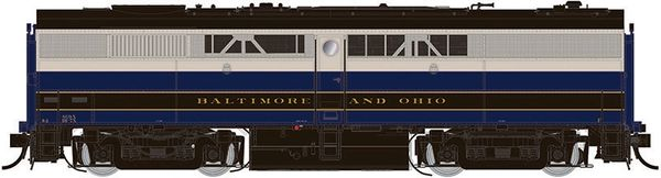 Rapido Ho Scale FPB-2 Baltimore & Ohio (1956 scheme) DCC Ready *Pre-order*