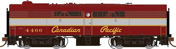 Rapido Ho Scale FB-2 Canadian Pacific (Script Lettering) DCC & Sound *Pre-order*