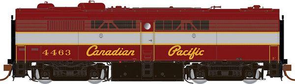 Rapido Ho Scale FPB-2 Canadian Pacific (Script Lettering) DCC & Sound *Pre-order*