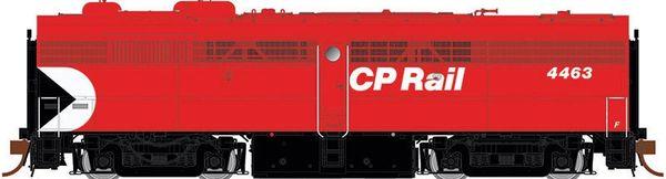 Rapido Ho Scale FPB-2 CP Rail (Multimark) DCC & Sound *Pre-order*