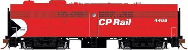Rapido Ho Scale FB-2 CP Rail (Multimark) DCC & Sound