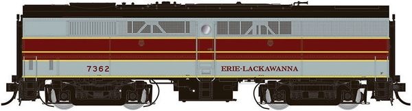 Rapido Ho Scale FB-2 Erie Lackawanna (grey/maroon) DCC Ready *Pre-order*