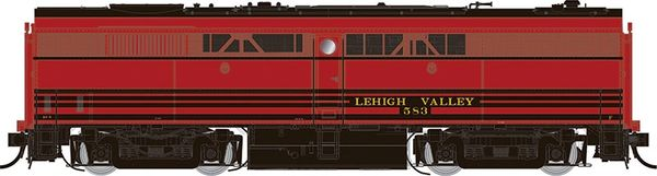 Rapido Ho Scale FPB-2 Lehigh Valley (Delivery) DCC & Sound *Pre-order*
