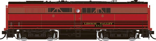 Rapido Ho Scale FPB-2 Lehigh Valley (Delivery) DCC Ready *Pre-order*