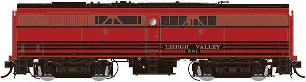 Rapido Ho Scale FB-2 Lehigh Valley (Delivery) DCC Ready *Pre-order*