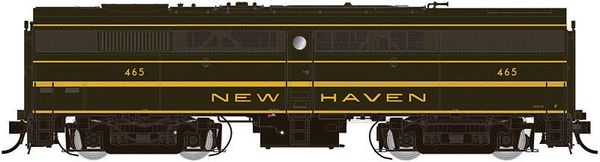 Rapido Ho Scale FB-2 New Haven (Delivery) DCC & Sound *Pre-order*