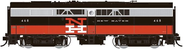 Rapido Ho Scale FB-2 New Haven (McGinnis) DCC & Sound *Pre-order*