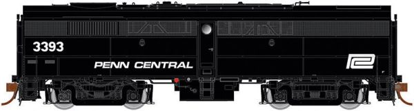 Rapido Ho Scale FB-2 Penn Central (black), ex-New Haven DCC & Sound *Pre-order*