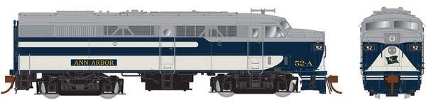 Rapido Ho Scale FA-2 Ann Arbor (Delivery) DCC Ready *Pre-order*