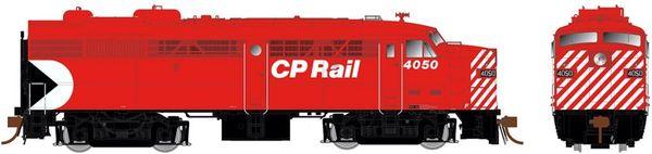 Rapido Ho Scale FA-2 CP Rail (Multimark) DCC & Sound *Pre-order*