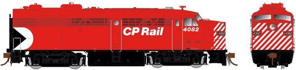Rapido Ho Scale FPA-2 CP Rail (Multimark) DCC & Sound