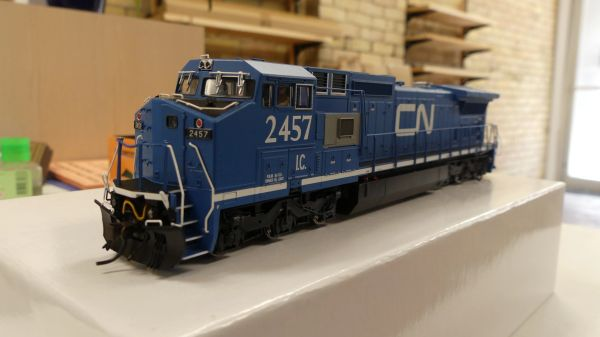 Atlas Ho Scale Dash8-40CW Canadian National (IC) DCC W/Sound