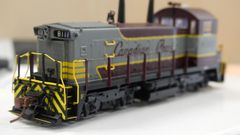 Rapido Ho Scale Canadian Pacific SW1200RS Script Lettering DCC Ready
