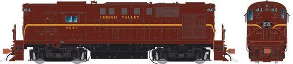Rapido Ho Scale RS11 Lehigh Valley (ex-PRR) DCC & Sound *Pre-order*