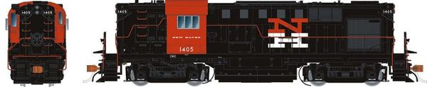 Rapido Ho Scale RS11 New Haven (McGinnis) DCC & Sound *Pre-order*