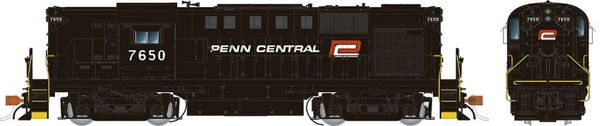 """Rapido Ho Scale RS11 Penn Central (ex-PRR with red """"P"""") DCC & Sound *Pre-order*"""