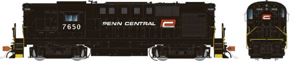 """Rapido Ho Scale RS11 Penn Central (ex-PRR with red """"P"""") DCC Ready *Pre-order*"""