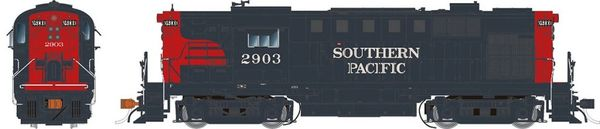 Rapido Ho Scale RS11 Southern Pacific (Bloody Nose) DCC & Sound *Pre-order*