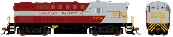 Rapido Ho Scale RS18 Canadian Pacific (Block Lettering) DCC & Sound