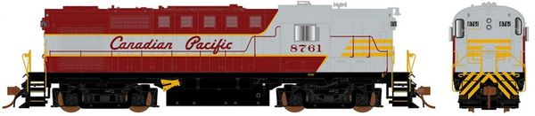 Rapido Ho Scale RS18 Canadian Pacific (Script Lettering) DCC Ready