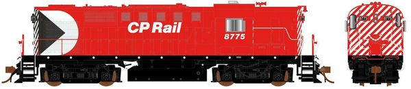 Rapido Ho Scale RS18 CP Rail (5″ Stripes) DCC Ready *Pre-order*