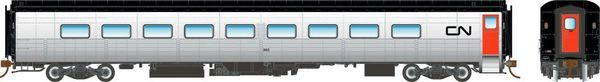 Rapido Ho Scale Canadian National Tempo Coaches *Pre-order*