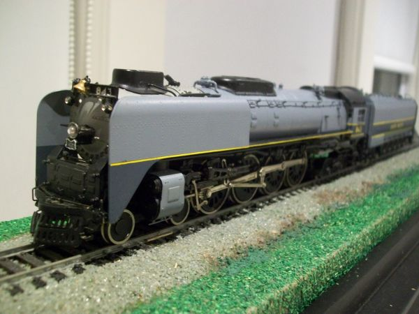 Westside Models Union Pacific 4-8-4 FEF-3 Union Pacific #843