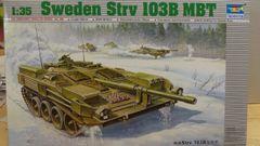 Trumpeter Sweden Strv 103B MBT 1/35