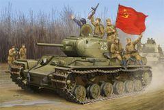 Trumpeter Soviet KV-1S Heavy Tank 1/35