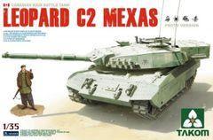 Takom Canadian Main Battle Tank Leopard C2 Mexas
