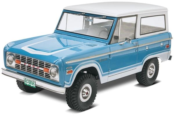 Revell 1/25 Ford Bronco