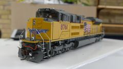 Athearn Genesis Ho Scale SD70ACe Union Pacific DCC & Sound
