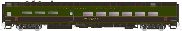 Rapido Ho Scale Pullman Standard Canadian National Dining Car *Pre-order*
