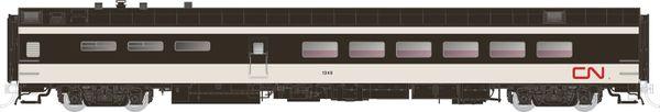 Rapido Ho Scale Pullman Standard CN (1961 Scheme) Dining Car *Pre-order*